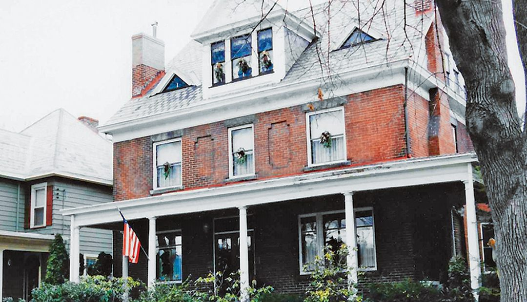 922 Second Street: An Older Home in Beaver Examined