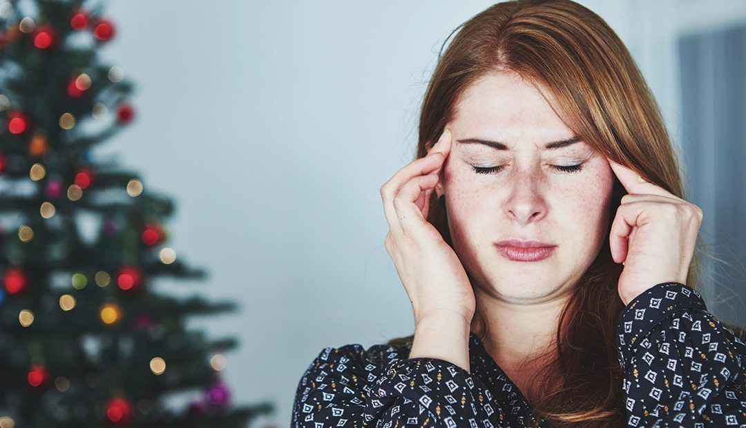 Holiday Fun, Holiday Stress, Holiday Accidents