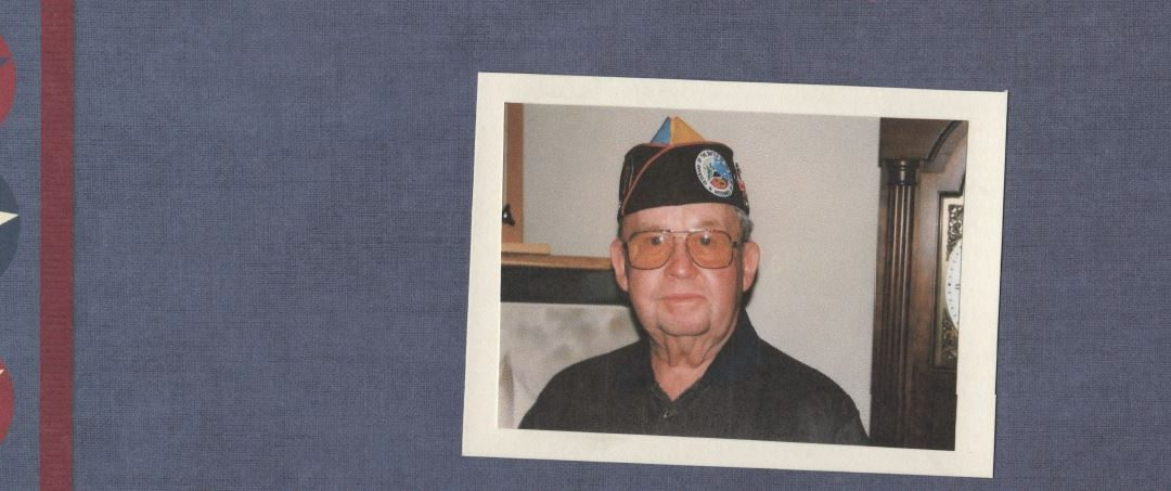 A Walk Down Memory Lane with WWII Veteran Raymond Custard