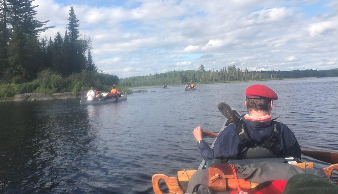 Canoe Trails