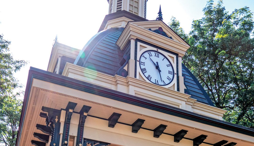 The History of Beaver's Iconic Clock Tower