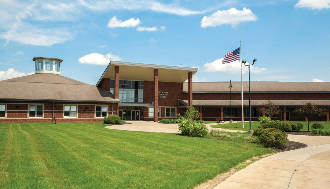 Dutch Ridge Elementary Honored as a 2019 National Blue Ribbon School