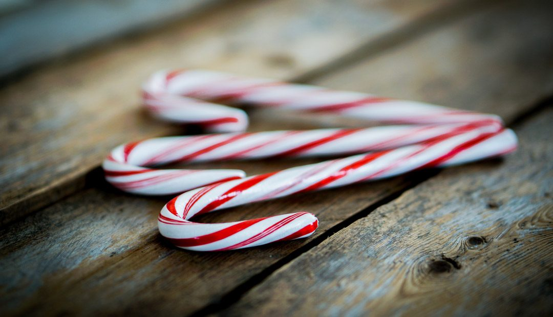 Three Candy Cane Science Experiments That Help Kids' Imaginations Run Wild