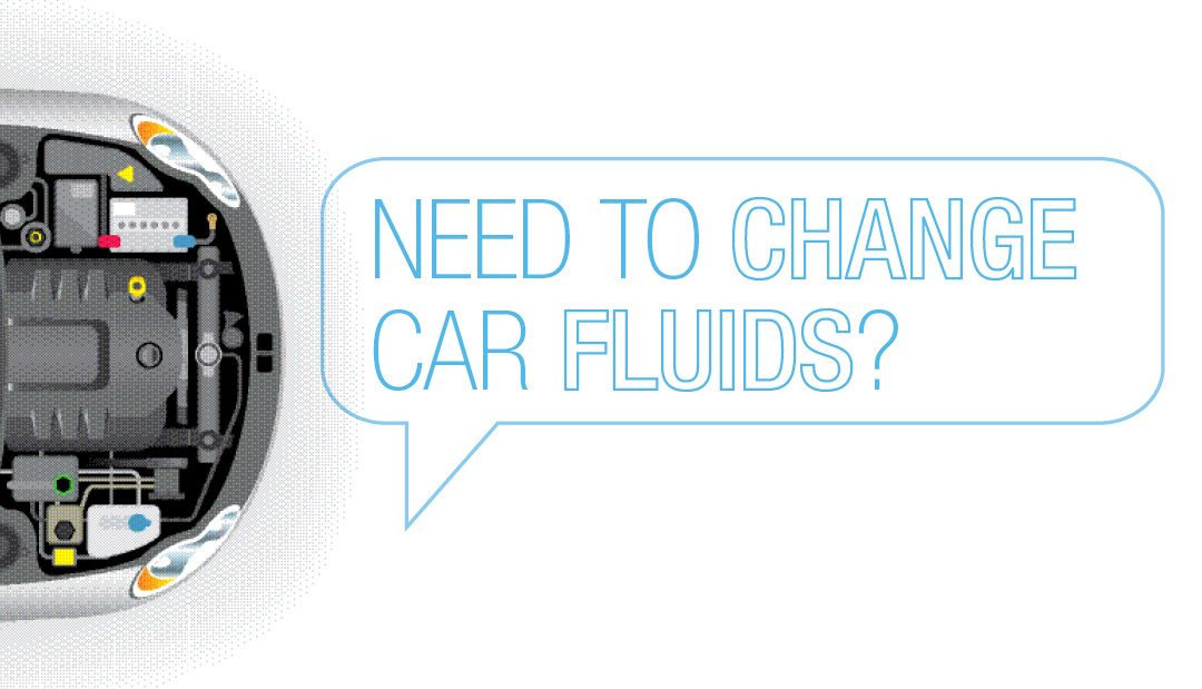 Need to Change Car Fluids?