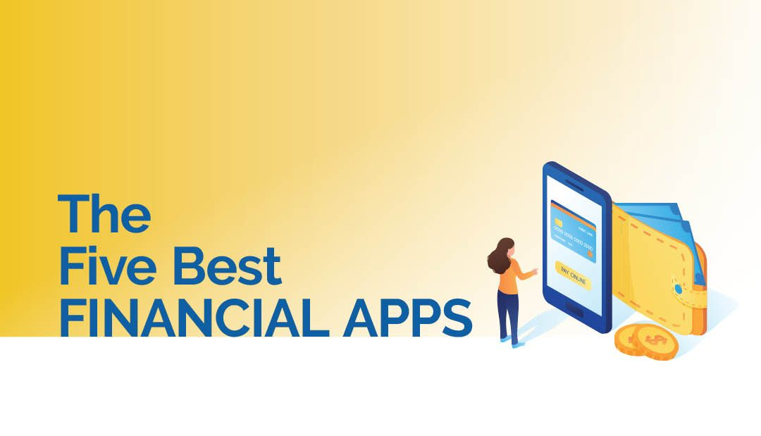 The Five Best Financial Apps