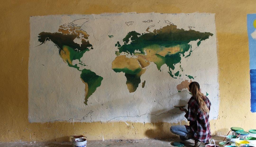 Q&A with Peace Corps Volunteer Aidan McKean