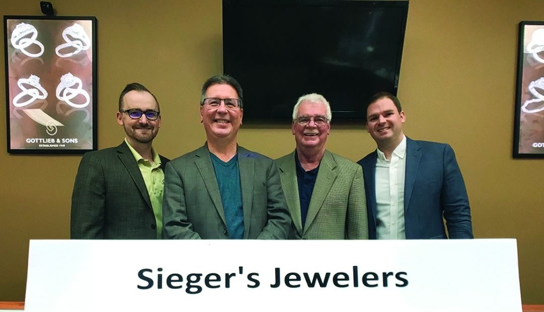 A Look Into Sieger's Jewelers