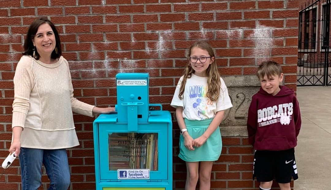 Little Free Libraries Coming to Beaver